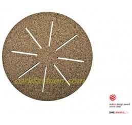 Cork Bath Mat - Ralo (model SD-21.03.01) from the manufacturer Simpleformsdesign in category Bathroom